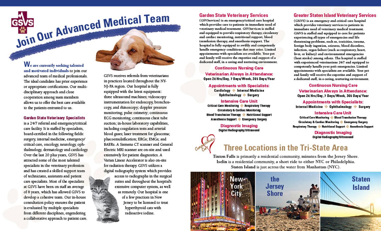 GSVS Brochure